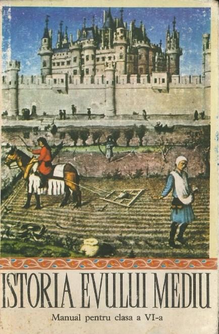 Istoria Evului Mediu - Manual pentru clasa a VI-a