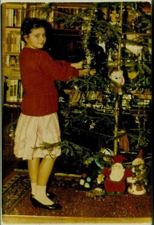 Diapozitiv: Pomul de Crăciun