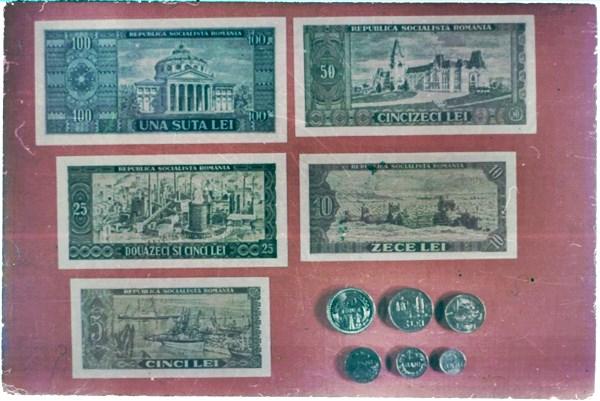 Diapozitiv: Bancnote şi monede vechi