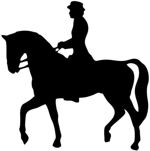 Calul şi călăreţul (text)