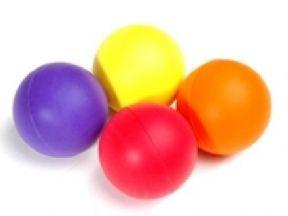 Trasportul mingiuţelor
