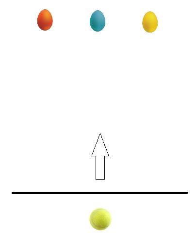 Joc cu ouă