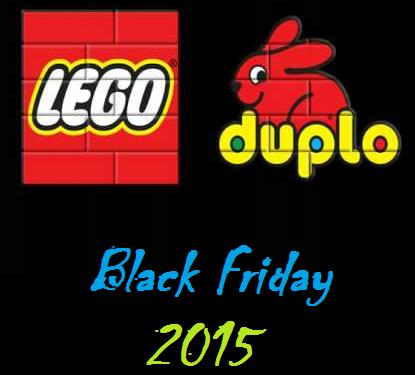 LEGO Duplo - Promoții de Black Friday 2015