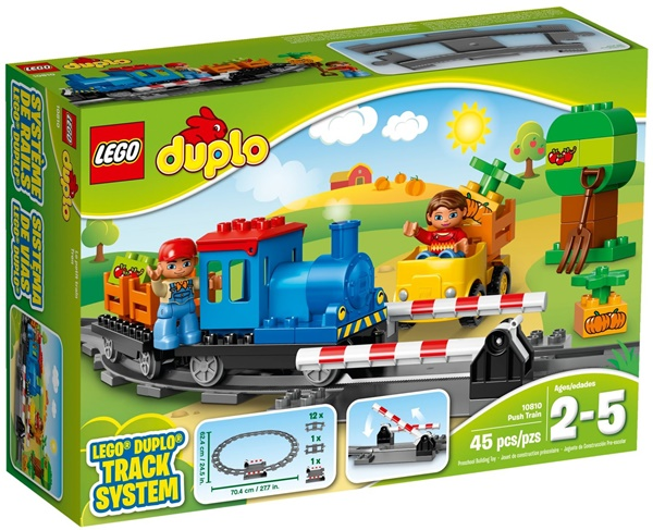 LEGO DUPLO 10810 - Push Train